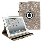 360 Folding Folio Case Cover w/ Stand For Apple iPad Mini 2 3 4 Mini 2/3 Tab 4 7