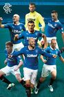 Rangers Football Club 2014/15 Star Players Poster 61x91.5cm