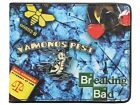 Breaking Bad Collage Sky Blue Wallet