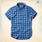 NWT HOLLISTER by ABERCROMBIE & FITCH MEN'S HERMOSA SHIRT  ALL SIZE
