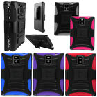 For Blackberry Passport Cover Rhino Kickstand Holster Belt Clip Case