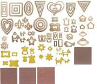 Spellbinders MEDIA MIXAGE Frames.  Choose from 29 Different Styles-all Beautiful