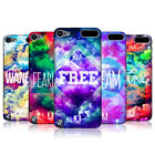 HEAD CASE DESIGNS CHROMATIC CLOUDS CASE COVER FOR APPLE iPOD TOUCH 5G 5TH GEN