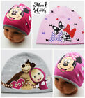 NEW Cute Girls Kids Toddler Junior Hat Frozen Angry Birds Stylish