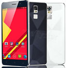 "5.5"" 3G GSM Android Quad Core Unlocked Smart cellphone AT T Straight Talk GPS"