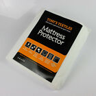 WATERPROOF MATTRESS PROTECTOR COVER SHEET ANTI ALLERGY SINGLE DOUBLE KING BUNK