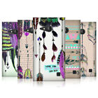 HEAD CASE DESIGNS LOVE FEATHERS CASE COVER FOR NOKIA LUMIA 735