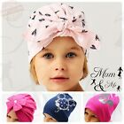 NEW Cute  Infant Kids Baby Girls Hat Cotton Spring Autumn