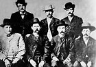 WYATT EARP AND THE DODGE CITY PEACE COMMISSION 01 (COWBOYS) 01A PHOTO PRINT
