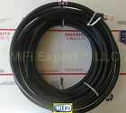 50-200' TIMES® LMR600UF LOW LOSS FLEX COAX RF CABLE N TYPE Male Female to M/F