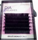 Diamond SILK C curls .25mm Choose Size Eyelash Extension High Sheen Gloss