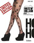 Pretty Polly Limited Edition Dollar Signs Tights One Size - HHASB4
