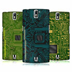 HEAD CASE DESIGNS CIRCUIT BOARDS HARD BACK CASE FOR ONEPLUS ONE