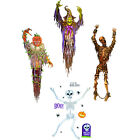 New Halloween Horror Decorations Giant Life Size Skeleton Corpse Scarecrow Witch