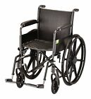 """Nova,  Wheelchair with DetachableDesk Arms,  and Swing Away Footrest. 16? or 18"""""""
