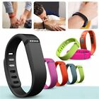 1PC Large/Small Replacement Wrist Band w/Clasp F/Fitbit Flex Bracelet 13 Colors