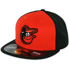 New Era 59FIFTY Fitted DIAMOND ERA Hat BALTIMORE ORIOLES Batting Practice Cap