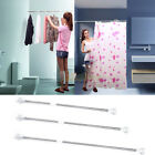 High Quality Stainless Steel Curtain Rod  Retractable Shower Curtain Rod New