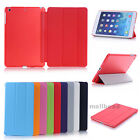 Magnetic PU Leather Case Cover Sleep Wake Smart Stand For Apple iPad Mini 1/2/3