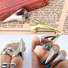 Fashion Hot Cool Punk Party Rock Vintage Eagle Claw Spike Nail Ring