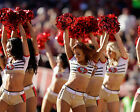 SANFRANCISCO 49ERS CHEERLEADERS 06 (AMERICAN FOOTBALL) PHOTO PRINT 06A