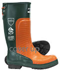 SKELLERUP EURO FORESTER SUPER SAFETY CHAINSAW CLASS 3 WELLINGTONS WELLIES BOOTS