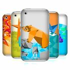 HEAD CASE DESIGNS ORIGAMI HARD BACK CASE FOR APPLE iPHONE 3GS