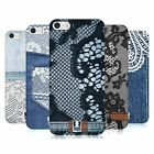 HEAD CASE DESIGNS JEANS AND LACES HARD BACK CASE FOR APPLE iPHONE 5 5S SE