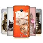 HEAD CASE DESIGNS CATS HARD BACK CASE FOR NOKIA LUMIA 635