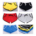 Sexy Mens Shorts Briefs Boxers Swimwear Swimming Front Tie Pocket Beach Trunks