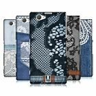 HEAD CASE DESIGNS JEANS AND LACES CASE FOR SONY XPERIA Z1 COMPACT D5503