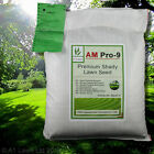 A1LAWN AM PRO-9 PREMIUM SHADY LAWN GRASS SEED (DEFRA certified)
