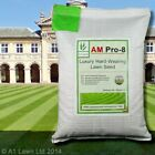 A1 LAWN AM PRO-8 LUXURY HARD-WEARING LAWN GRASS SEED (DEFRA certified)