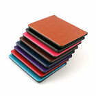 PU Leather Smart Case / Cover Protector For Amazon Kindle Voyage +BK Stylus
