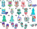 Disney Store Ariel The Little Mermaid Swimwear, Swimsuit, Cover Up, Flip-Flops
