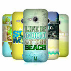 HEAD CASE DESIGNS SUMMER SNAPSHOTS SERIES 1 HARD BACK CASE FOR HTC ONE MINI 2