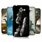 HEAD CASE DESIGNS WILDLIFE HARD BACK CASE FOR HUAWEI ASCEND Y550 LTE