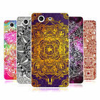 HEAD CASE MANDALA DOODLES SILICONE GEL CASE FOR SONY XPERIA Z3 COMPACT D5803
