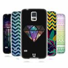 HEAD CASE TREND MIX SILICONE GEL CASE FOR SAMSUNG GALAXY S5