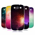 HEAD CASE PRINTED STUDDED OMBRE GEL CASE FOR SAMSUNG GALAXY S3 III I9300