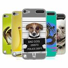 HEAD CASE FUNNY ANIMALS SILICONE GEL CASE FOR APPLE iPOD TOUCH 5G 5TH GEN