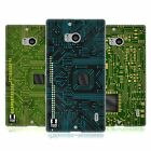 HEAD CASE CIRCUIT BOARDS SILICONE GEL CASE FOR NOKIA LUMIA 930