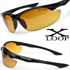 HD Sunglasses X-Loop Sports High Definition NEW Sunglasses Outdoors X3303 Multi