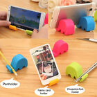 5Color Universal Mini Elephant Holder Mount Stents Stand for Mobile Cell Phone