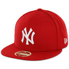 New Era x Spike Lee New York Yankees 59Fifty Fitted Hat (Red) Heritage Cap