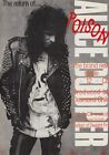 ALICE COOPER Poison PHOTO Print POSTER Trash Constrictor Shirt 001