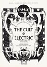 THE CULT Electric PHOTO Print POSTER Band Choice of Weapon Shirt CD 1987 002