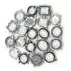 NEW Mixed Style Silver Quartz Watch Face For Beading TO Pick FREE SHIPPING