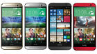 HTC One M8 - 32GB - Silver / Gray / Gold / Red  (VERIZON) Smartphone (A)