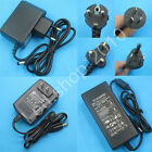 12V DC output 1A 2A 3A 5A power adapter supply 100~240V AC input for LED strip